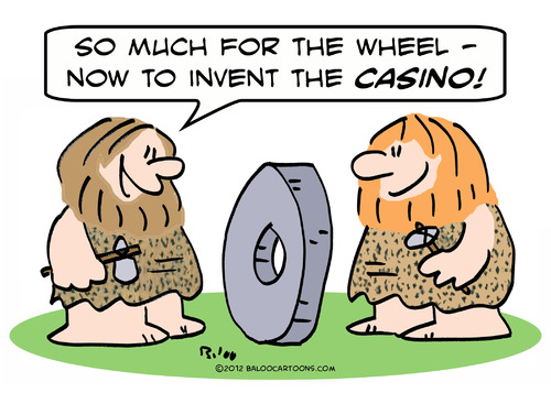 inventing the wheel